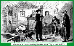 Inside a NY Dwelling