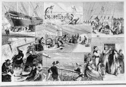 Emigrant Ship