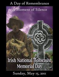 2011 IRISH NATIONAL HOLOCAUST MEMORIAL DAY