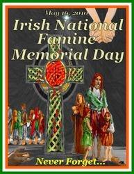 Irish National Famine Memorial Day