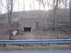 Lime Kiln on States Road in Penn Township