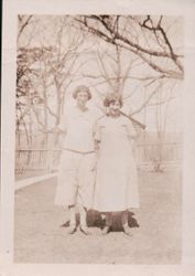 Sisters - Easter Sunday 1925