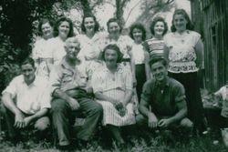 Henry Grove family