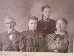 Samuel Wilson Norris and Fink Granddaughters