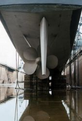 Drydock in Philly