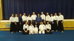 Head Instructors at Kobaka Dojo Tai Kai
