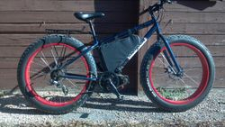 36v350wmountain mid drive fat bike