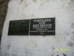 "Fortress of ""Reis Magos"""