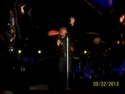 Bon Jovi and Rumba Shakers