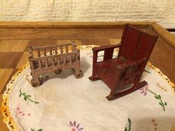Kilgore ~ Rocking Chair ~ Bassinet