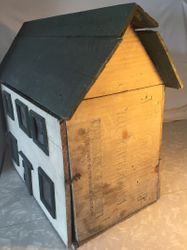 Early 1900's ~ Handmade ~ Peaches ~ Doll House
