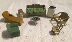 Tootsie Toy ~ Living Room