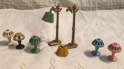 Tootsie Toy ~ Lamps