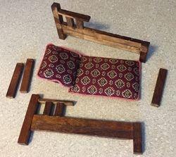 Mystery ~ Chaise Lounge ~ Fainting Sofa