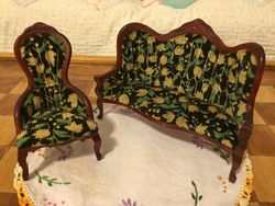 Mystery ~ Settee ~ Chair