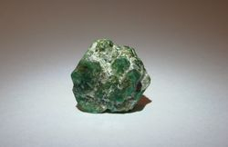Emerald on matrix,Pakistan
