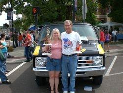 Van - Richard & Pam Jackson