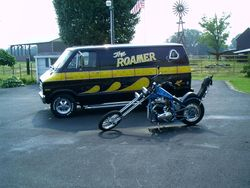 Van & Chopper