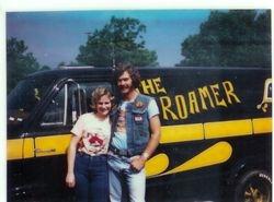Richard & Pam '75
