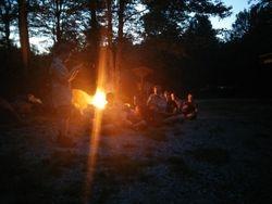 Closing Campfire Skit