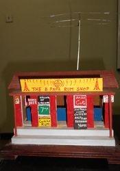 Rum Shop Model