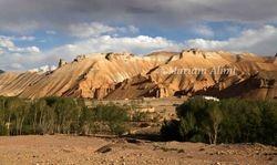 View of Bamyan
