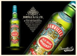 Dunville Vr Old Irish Whiskey