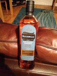 Bushmills Distillery Bottling
