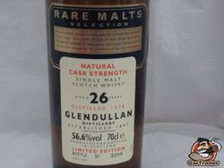 GLENDULLAN 26Y CASK STRENGTH