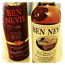 BEN NEVIS 10 Y SINGLE MALT