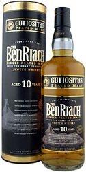 BENRIACH 10Y CURIOSITAS