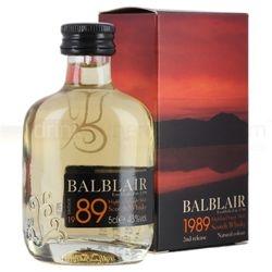 BALBLAIR 1989 VINTGE