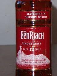 BENRIACH 12Y SHERRY WOOD