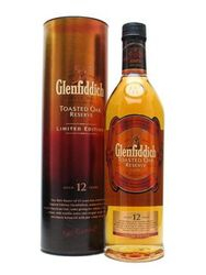 GLENFIDDICH 12Y TOASTED OAK