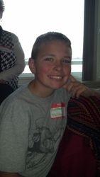 Happy young Prospector Dalton