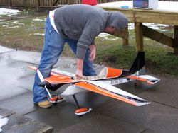 Scott's New 30cc Pilot Extra 260