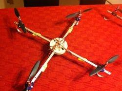 Steven's Quadcopter