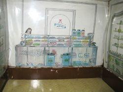 ADUA Candy Shop- Interior