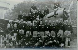 first ever Indian pilots ( tokyo boys )