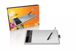 Wacom Bamboo Create: Medium Pen and Touch Tablet - 899AED