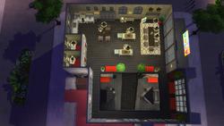 Shop floorplan view