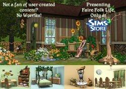 Sims 3 Story Fairies by Jorgha