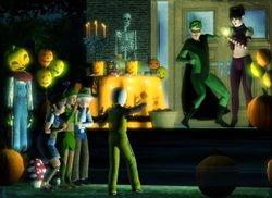 Halloween Superheros