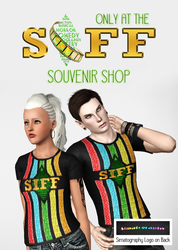 SIFF Tshirts by PeacemakerIC