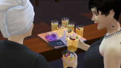 SIFF Spa Day with Min and Tabby