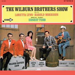 The Wilburn Brother Show CD SEPT 2011