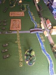 Red Gambit game 1 the bridge