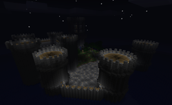 New Spawn at Night