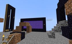 Custom portals FTW