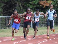 Club Record 4 X 100m
